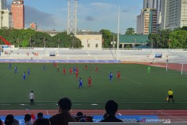 Egy-Osvaldo bawa Indonesia kalahkan Thailand 2-0 di SEA Games