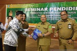 42 guru di Kutim tulis bersama buku Best Practice