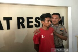 Pembegal tusuk leher korban ditangkap Polres Kendari