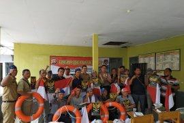 """Ditpolairud Polda Banten lakukan pembinaan nelayan pesisir Lebak, bagian """"Quick Win Program 1"""""""