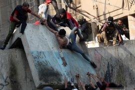 Berita dunia - Pasukan Irak bunuh delapan pemrotes, pihak berwenang bendung kerusuhan