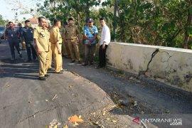 BBPJN siasati jalan provinsi ambles di Sampang