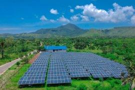 Pemasangan listrik tenaga surya di NTT capai 7,43 MW