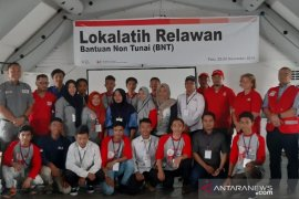 PMI Sulteng adakan lokalatih mengenai bantuan nontunai