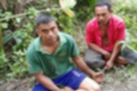 Pertamina amankan dua orang diduga pelaku pencurian minyak mentah
