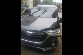 Mobil Avanza tabrak pejalan kaki yang pulang dari masjid, tiga orang meninggal dunia