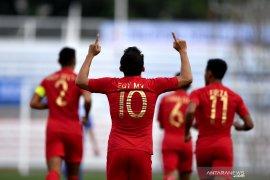 Miyabi warnai kemenangan timnas U-22 Indonesia atas Thailand