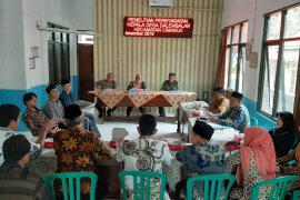 Kecamatan Cimanuk  gelar tahapan Pilkades 2019