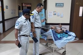 Jasa Raharja jamin santunan korban kecelakaan bus Kramat Djati