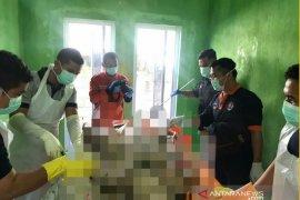 Inafis Polda Babel ambil sampel DNA warga Riau terkait penemuan tiga mayat terapung