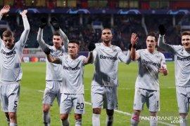 Liga Champions  - Usai kalahkan Lokomotiv Moscow 2-0, Leverkusen jaga asa ke fase gugur