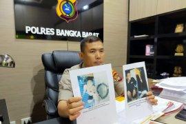 Polisi ungkap identitas dua mayat terapung di Perairan Mentok