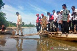 Jembatan Bintah di Aceh Jaya diminta tidak dimasukkan dalam kegiatan yang dirasionalkan
