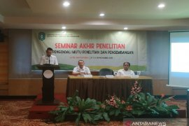 Tujuh judul penelitian Balitbang Kalbar masuk Seminar Akhir