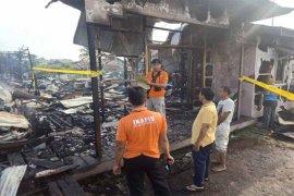 Dua sekolah di Palangkaraya hangus terbakar