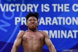 Lifter Rahmat Erwin Abdullah buka peluang ke Olimpiade berkat hasil di Kejuaraan Asia