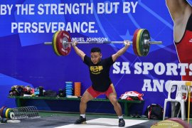 Sea Games, Eko Yuli Irawan incar total angkatan 310 kilogram