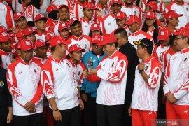 Jokowi: Tidak masuk akal Indonesia kekurangan calon atlet