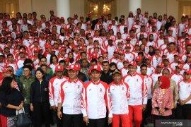 Presiden minta peta pencalonan sebagai tuan rumah Olimpiade 2032