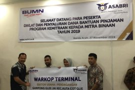 ASABRI salurkan bantuan modal usaha di Aceh