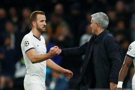 Kane ingin bangun hubungan kuat dengan Mourinho