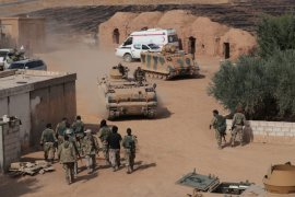 Berita dunia - Dua tentara Turki gugur dalam serangan di perbatasan Suriah