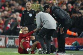 Cedera Fabinho berdampak besar bagi Liverpool