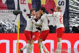 Liga Champions:  Dwigol Emil Forsberg amankan Leipzig ke babak gugur