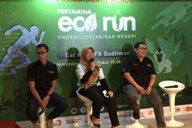 Ribuan pelari ramaikan Pertamina Eco Run 2019