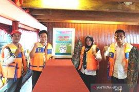 BNNK Samarinda sosialisasi  anti narkoba di kapal wisata