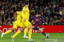 Lumat Dortmund 3-1, Barcelona melenggang ke babak 16 besar