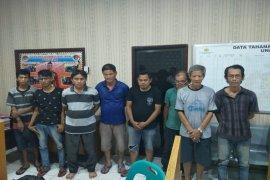 Polres Binjai tangkap 10 pelaku perjudian, dua di antaranya perempuan