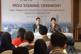 Softbank Corp dukung proyek digital Lippo Village di Karawaci
