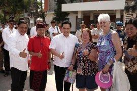 Menteri BUMN ingin Pelabuhan Benoa jadi kawasan turis kelas dunia