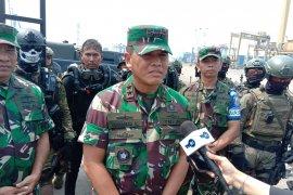 467 personel Yontaifib-Kopaska latihan anti-teror