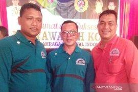Aklamasi, Rudy Saputra Lubis pimpin KONI Tapanuli Selatan 2019-2023