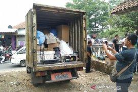 BNN angkut barang bukti pembuatan narkotika dari Tasikmalaya ke Jakarta