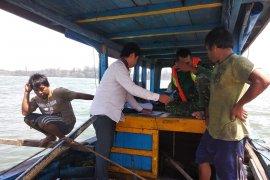 """Tim sanksi kapal pengguna """"trawl"""" di Mukomuko"""