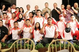 Gubernur dorong atlet Sumut ukir prestasi di SEA Games Filipina