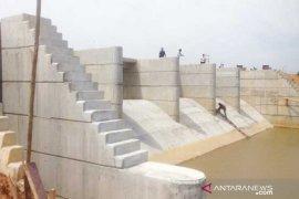 Proyek pembangunan bendungan di ibu kota baru negara capai Rp800 miliar