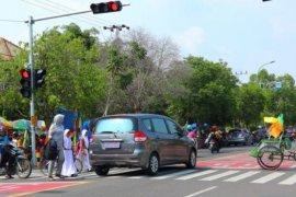 Dishub Kota Madiun tambah lampu lalu lintas di titik rawan kecelakaan