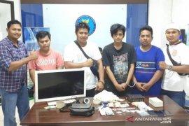 BNNK Samarinda  gerebek  tempat transaksi narkoba
