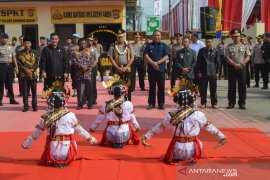 Polda Lampung resmikan Polres Tubaba Page 3 Small