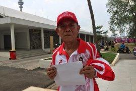Abdurrachman, tukang pijat atlet nasional sejak 1997