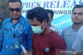 BNNK Gunungsitoli tangkap bandar narkotika asal Medan