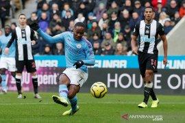Liga Inggris, Manchester City gagal pangkas jarak usai ditahan imbang Newcastle 2-2