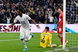 Marseille pangkas jarak dengan PSG usai tundukkan Brest