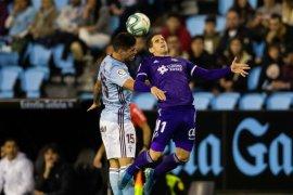 Liga Spanyol, Main nirgol kontra Celta Vigo, Valladolid tiga laga tanpa kemenangan