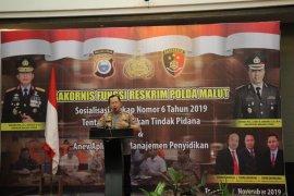 Kapolda Maluku Utara instruksikan jajarannya berikan rasa aman jelang Natal