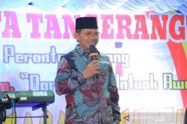 Keluarga Minang di Kota Tangerang siap bersinergi bangun ekonomi daerah
